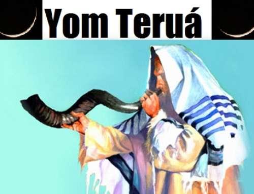 Yom Terua (Fiesta de Las Trompetas)
