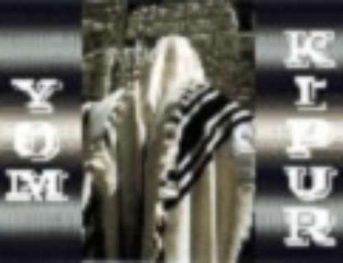 Yom Kippur (Día de expiación)