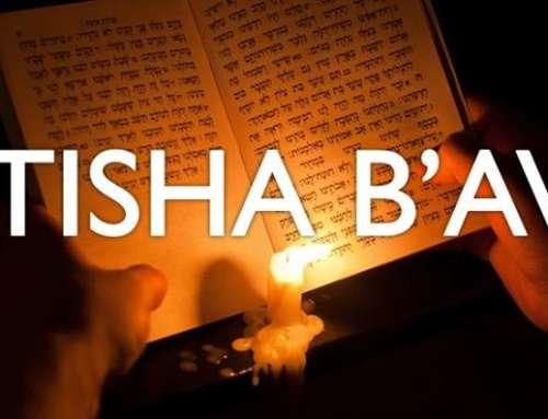 Tishá B'Av (¿Qué pasó el nueve de Av?)
