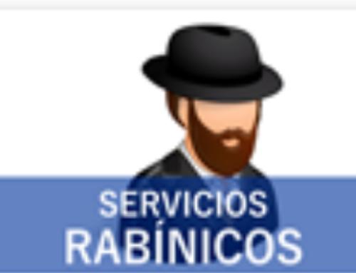 Servicios Rabinicos