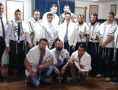 Minian (10 Hombres Judios)