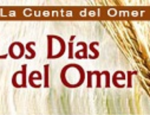 El conteo del Omer